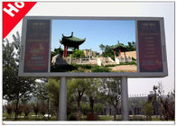 HD Advertising Full Color LED Display with Rolling Message 960 x 960mm Cabinet