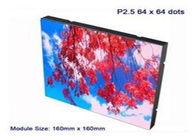 PC Frame P3 HD LED Television Rental with 256 Auto / Manual Brightness Adjustable