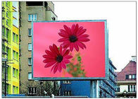 6m x 4m Electronic Advertising Water Proof Outdoor TV Screen 1R1G1B P8 / P10