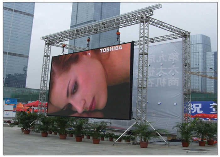 HD P2.5 Rental LED Display Full Color ,  Programmable Moving Message LED Display